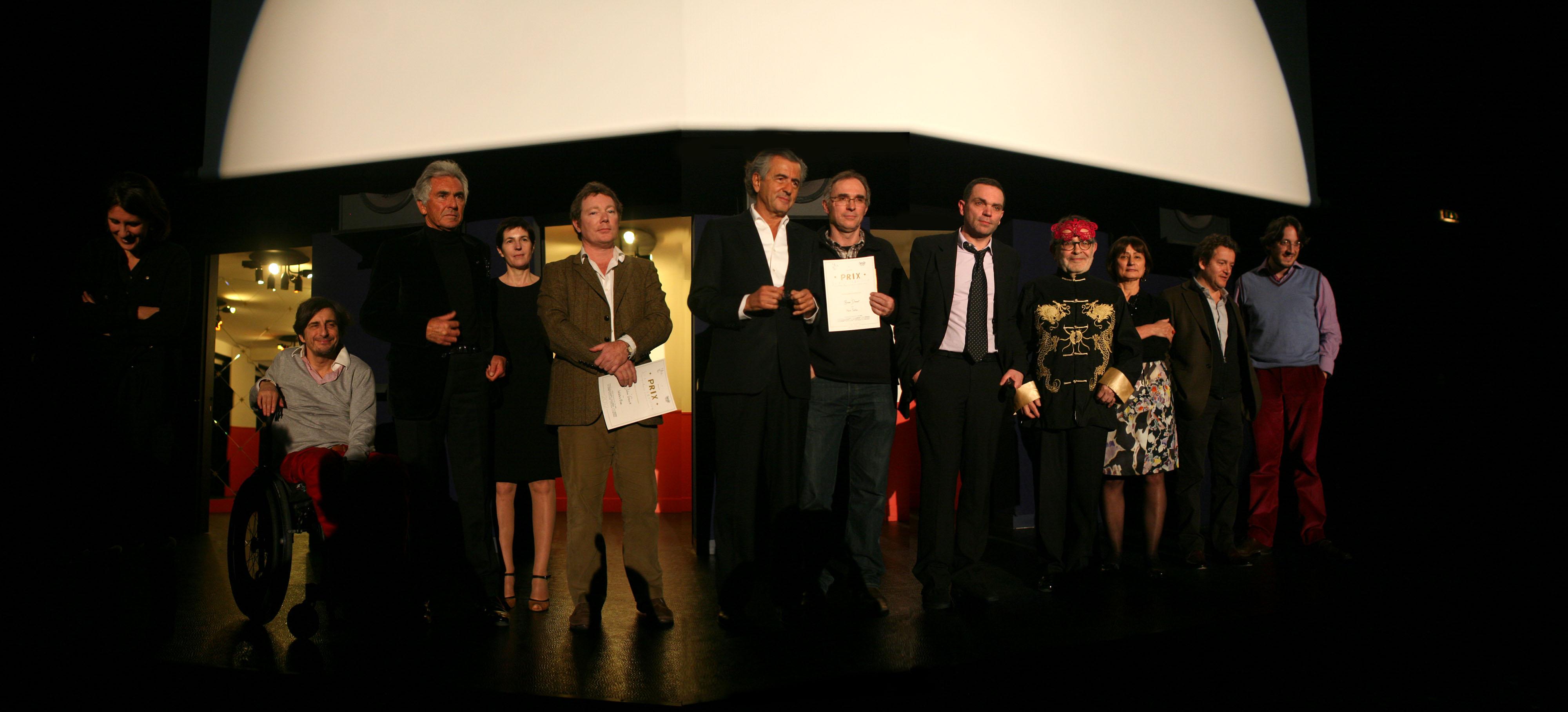 membres-du-jury-du-prix Saint-Germain-et-représentants-des-Laureats