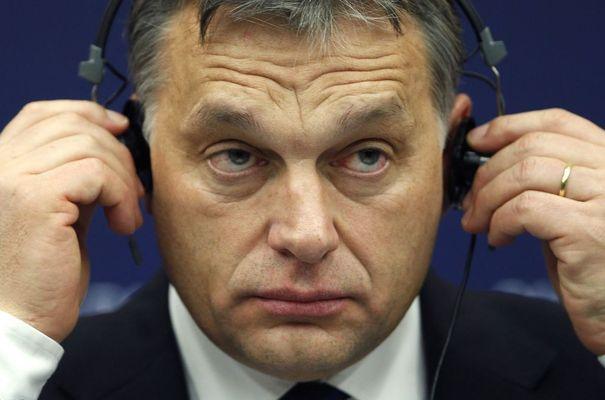 Viktor Orban © Vincent Kessler