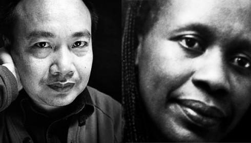 Rithy Panh et Esther Mujawayo