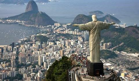 Christ Rédempteur à Rio
