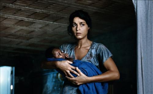 """Donatella Finocchiaro dans """"Terraferma"""""""