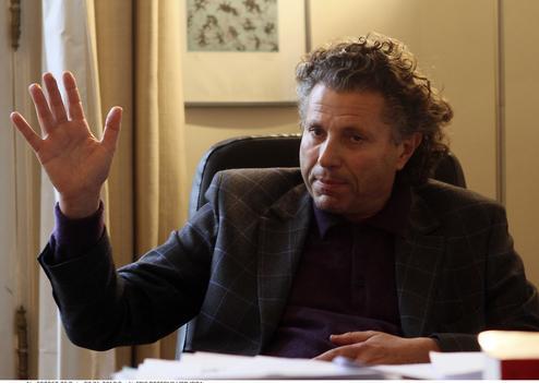 """Gilles-William Goldnadel, avocat et Président de l'association """"France-Israël"""""""