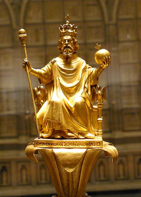 Sceptre de Charles V