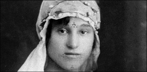 """Le film """"Les tatouages de ma grand-mère"""" a été réalisé en 2011 par l'arménienne Susanne Khardalian."""