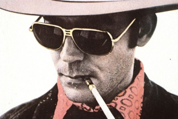 Hunter S. Thompson (1937-2005)