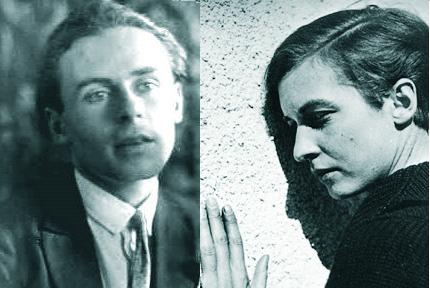 Klaus Mann et Annemarie Schwarzenbach