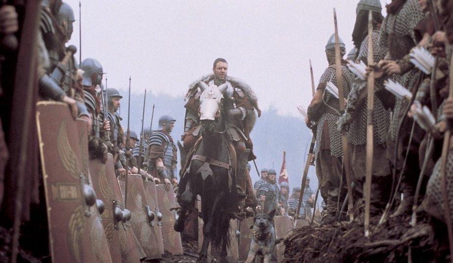"""Scène du film """"Le Gladiateur"""""""