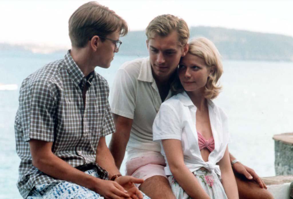 """Scène du film """"Le talentueux M. Ripley"""""""
