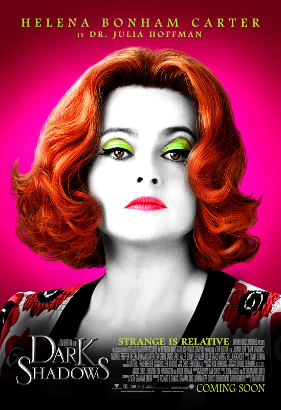 Helena Bonham Carter incarne un médecin peu soucieuse du serment d'Hippocrate.