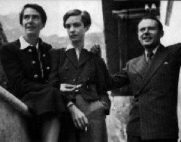 Erika Mann, Annemarie Schwarzenbach et Klaus Mann
