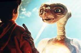 1982, E.T, L'Extra-Terreste, Steven Spielberg.