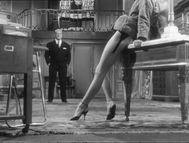 1958, En cas de Malheur, Claude Autant-Lara.