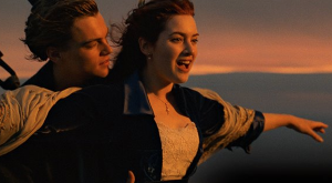 1997, Titanic, James Cameron.