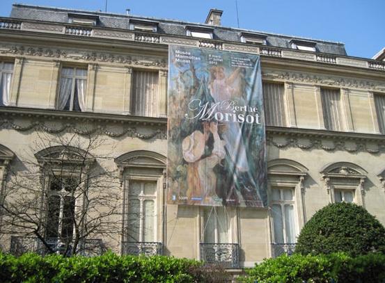 L'exposition Berthe Morisot au musée Marmottan.