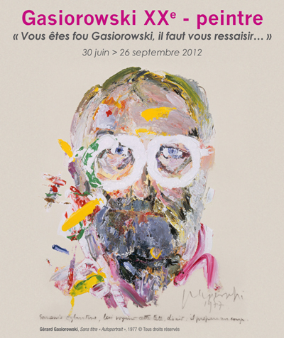 Exposition Gasiorowski à la Fondation Maeght, à Saint-Paul-de-Vence