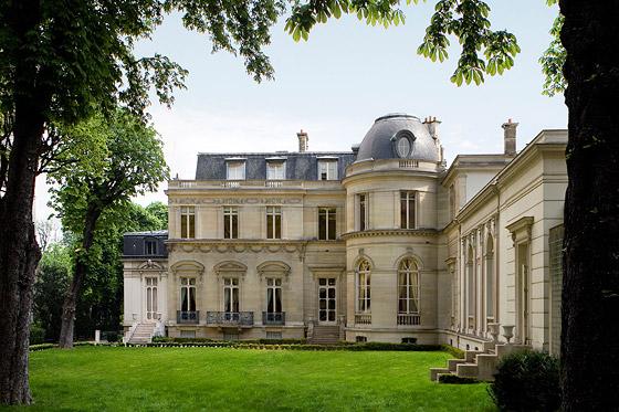 Le musée Marmottan, dans le 16e arrondissement de Paris