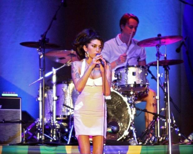 Amy Winehouse en concert