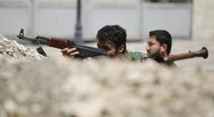L'Armée syrienne libre doit se livrer à des combats totalement assymétriques.
