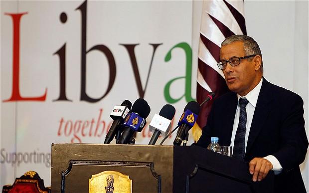 """Ali Zeidan, """"strict, pragmatique, homme d'action et non idéologue"""", a été élu Premier ministre de la Libye."""