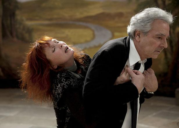 """Scène du film """"Vous n'avez encore rien vu"""" d'Alain Resnais"""