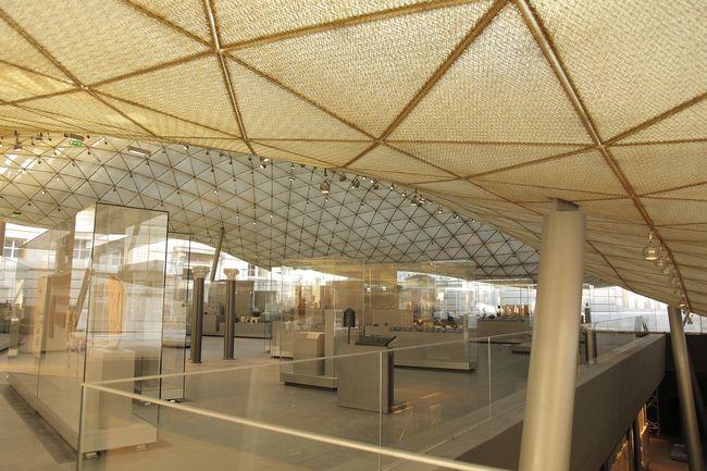 Le Louvre possède l'une des premières collections mondiales d'art islamique.