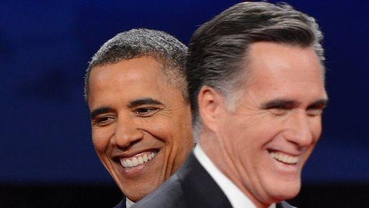Jeudi dernier, Barack Obama et Mitt Romney se sont affrontés à Denver pour le premier des trois débats de la campagne présidentielle américaine