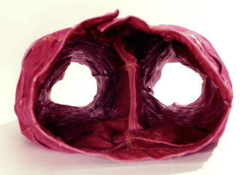 Masque n°2 de Patrick Tosani
