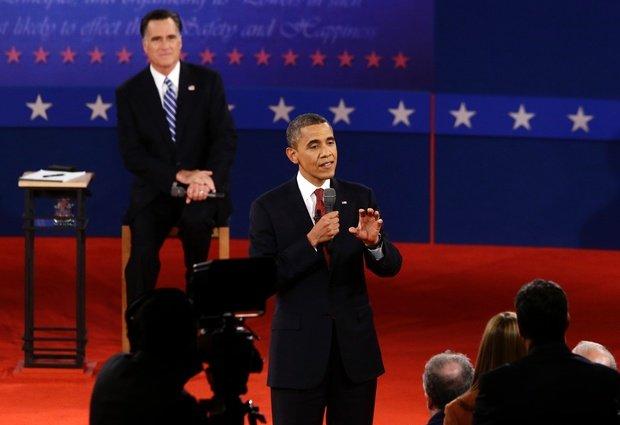 Barack Obama a dominé ce deuxième débat face à Mitt Romney.