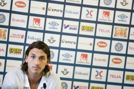 Zlatan Ibrahimovic, nouvelle recrue de l'équipe de football du PSG, n'est pas seulement un redoutable buteur, c'est aussi un formidable rhéteur..