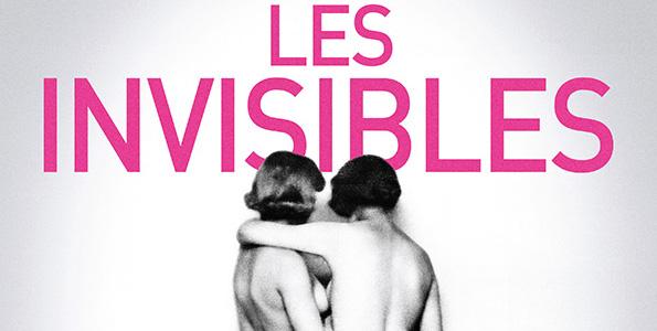 """L'affiche du film """"Les invisibles""""."""