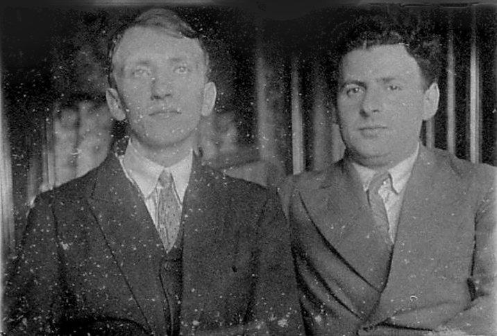 Maurice Blanchot et Emmanuel Levinas