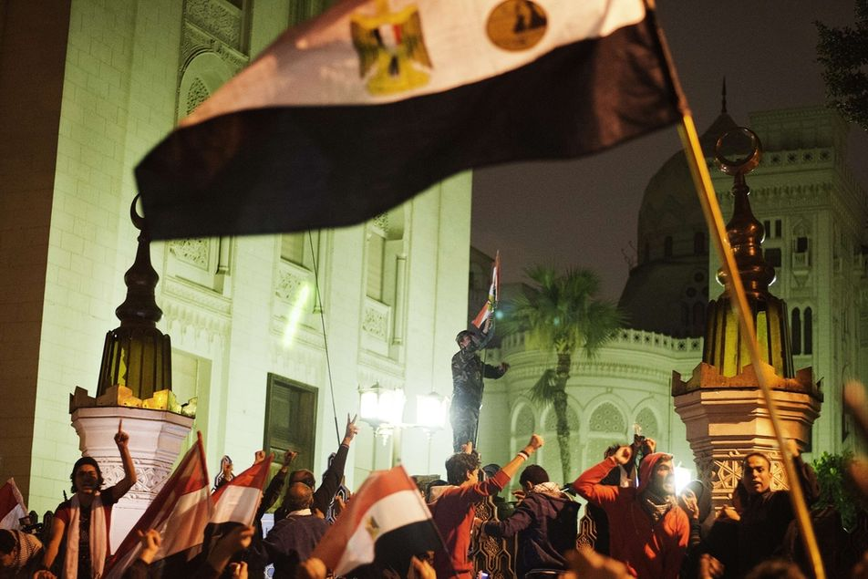 Depuis mardi 5 décembre, plusieurs milliers d'opposants au chef d'Etat égyptien encerclent le palais présidentiel du Caire.