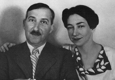 Stefan et Lotte Zweig