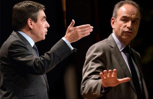 François Fillon et Jean-François Copé au cœur de la crise de l'UMP