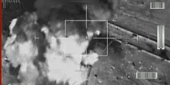 Bombardement français à proximité de Kidal sur une base djihadiste.