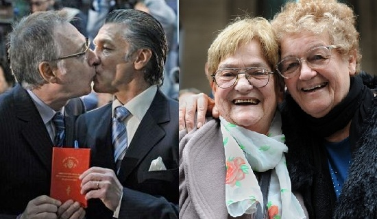 Depuis le 15 juillet 2010, le « mariage égalitaire » est légal en Argentine