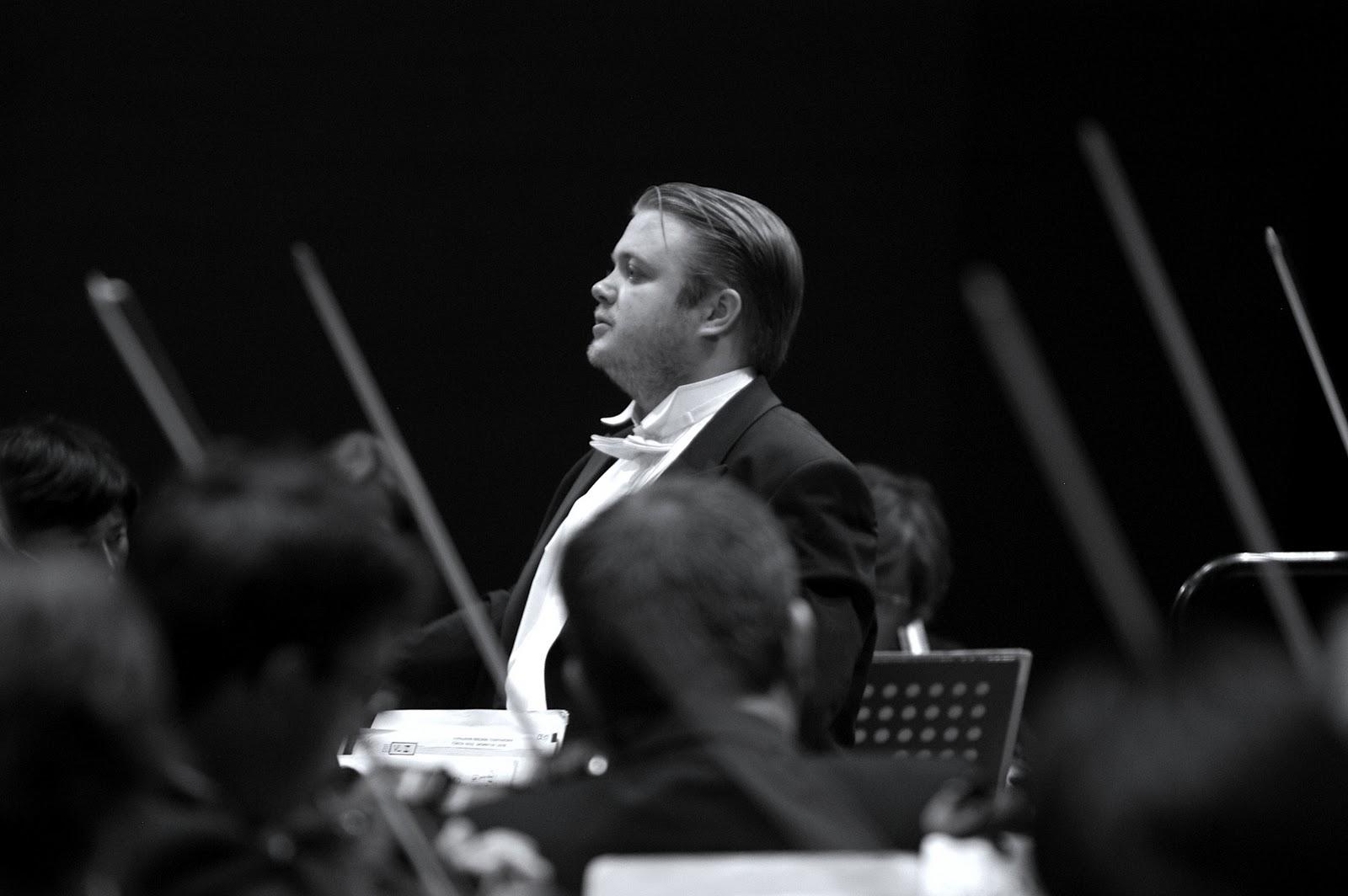 Cette année Mikko Franck était à la baguette pour diriger Ravel.