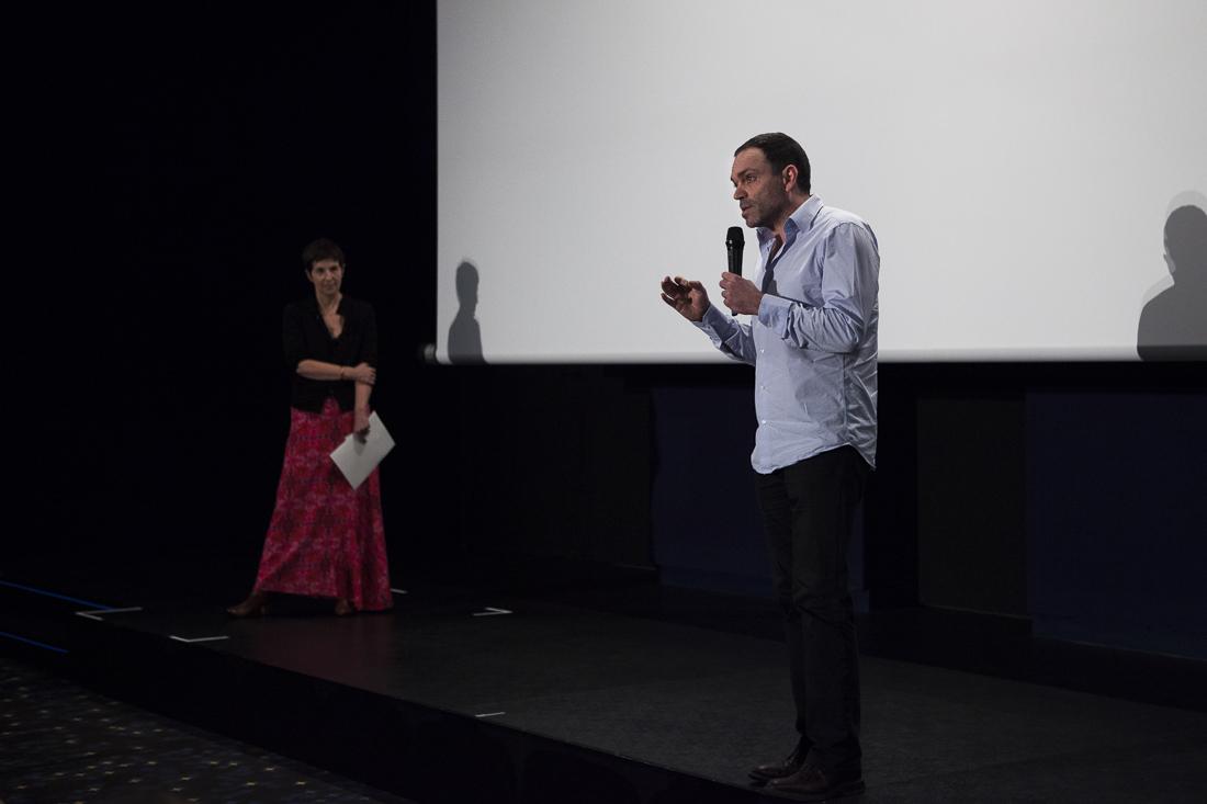 Christine Angot et Yann Moix © Yann Revol