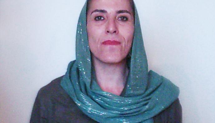 Mitra Kadivar, psychanalyste iranienne