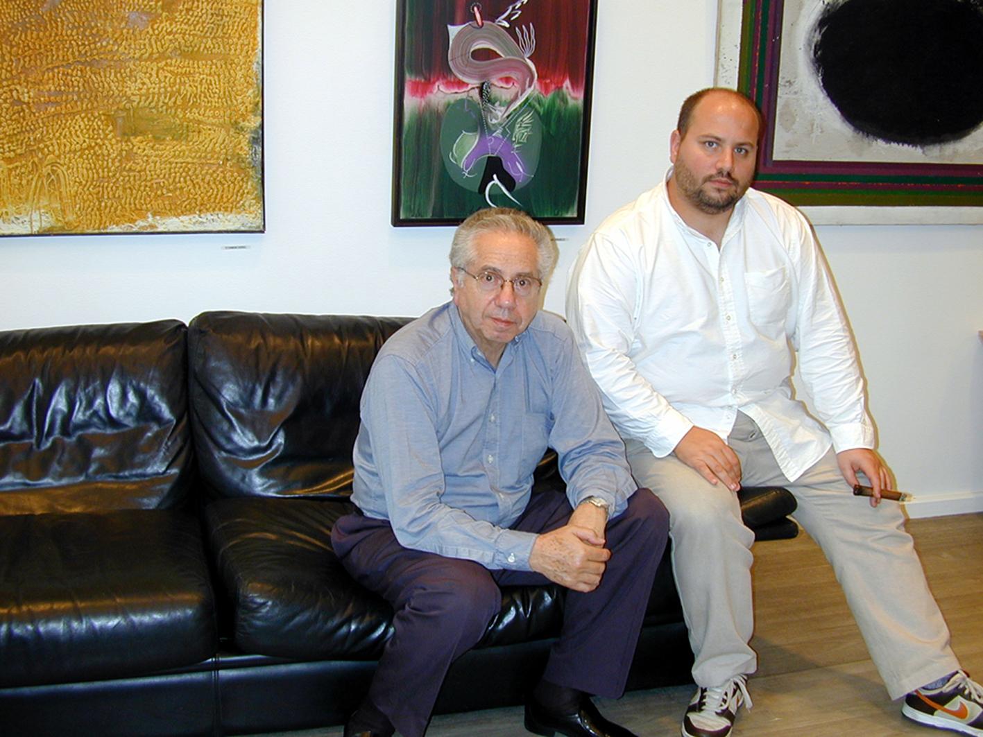 Marcel Fleiss et David Fleiss