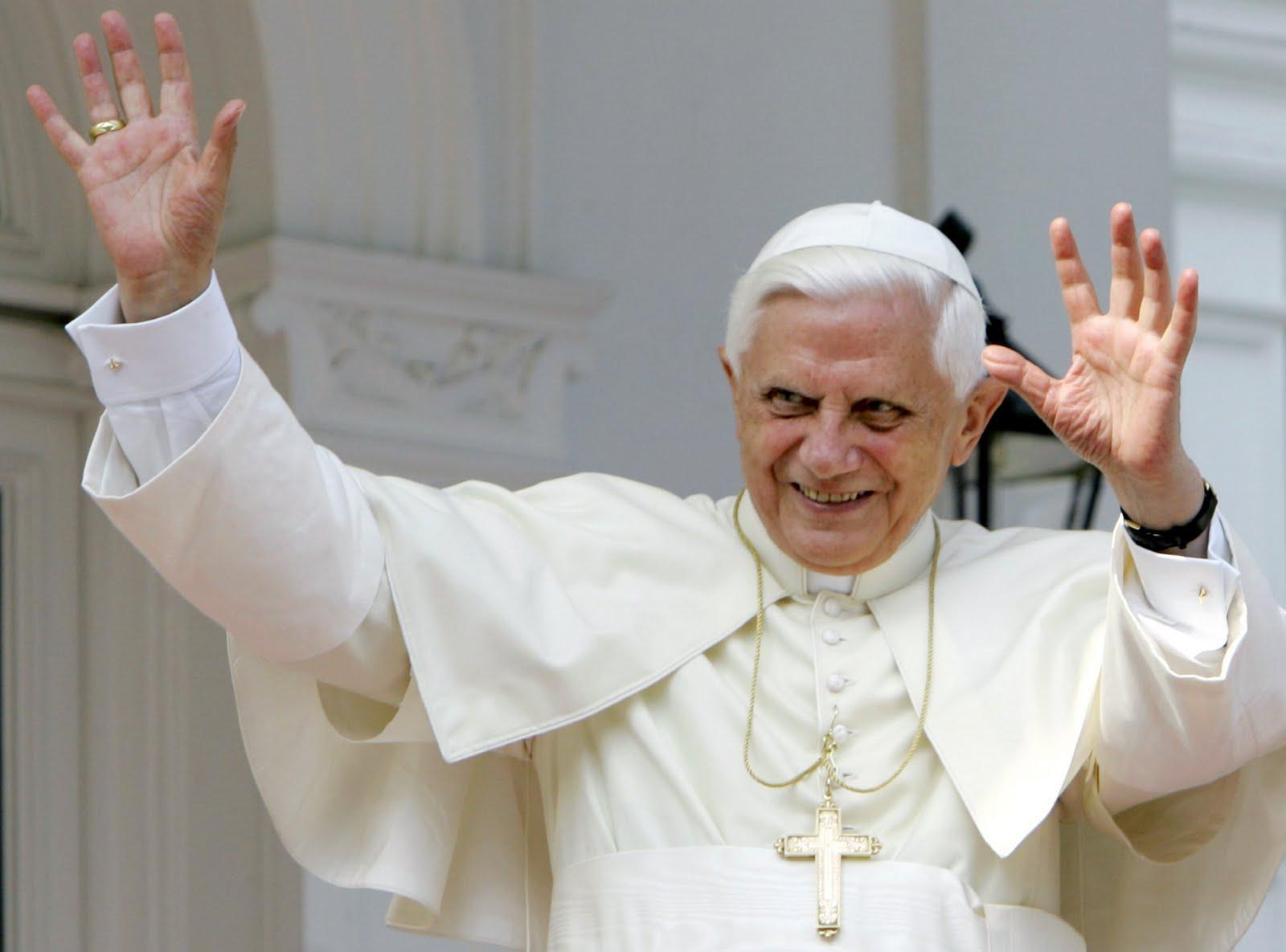 Benoît XVI redeviendra Joseph Ratzinger le 28 février 2013.