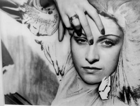 Dora Maar photographiée par man Ray en 1936