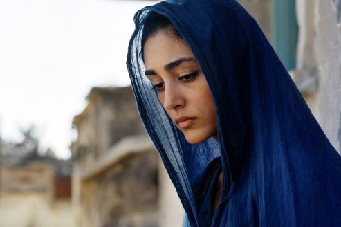 Golshifteh Farahani incarne la femme dans Syngué Sabour de Atiq Rahimi.