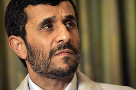 Mahmoud Ahmadinejad, le président iranien.