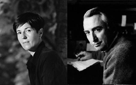 Christine Angot, Roland Barthes