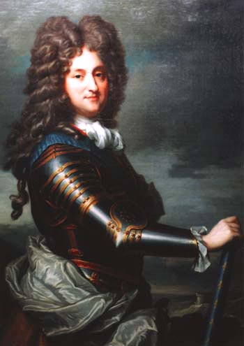 Le « Régent » Philippe d'Orléans et Maurice Chevallier