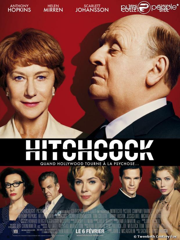 Hitchcock, biopic réalisé par Sacha Gervasi.