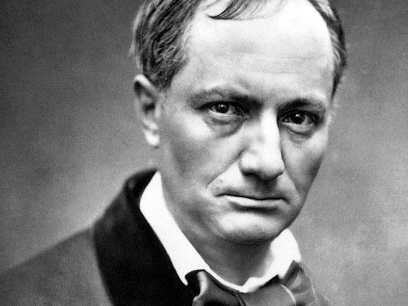 Baudelaire par Etienne Carjat