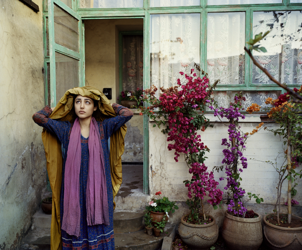 Golshifteh Farahani, actrice iranienne, interprète la jeune femme.