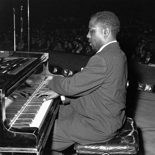 Thelonious Monk, Salle Pleyel, Paris, Juin 1954
